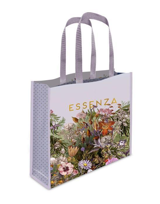 Essenza Annelinde Lilac Shopper bag 45 x 12 x 35
