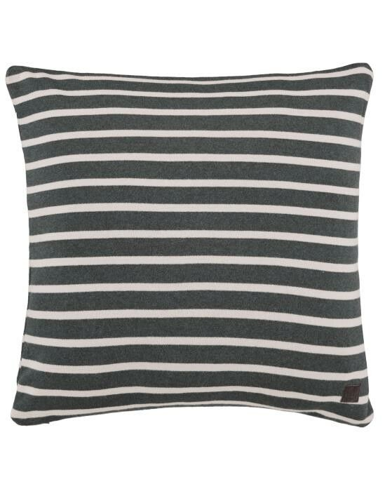 Marc O'Polo Arre Anthracite Cushion square 50 x 50
