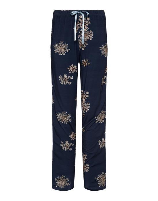 Essenza Beth Lauren Indigo blue Trousers Long XS
