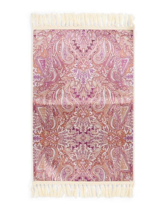 Essenza Boheme Rabarber Carpet small 60 x 90