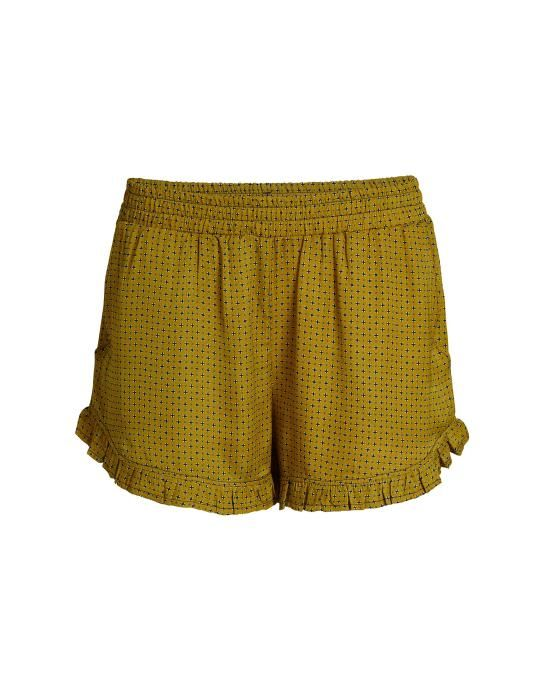 Essenza Cessie Mini Mustard Trousers short XS
