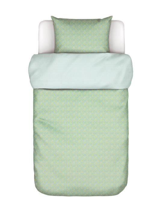 Marc O'Polo Flori Soft green Duvet cover 135 x 200