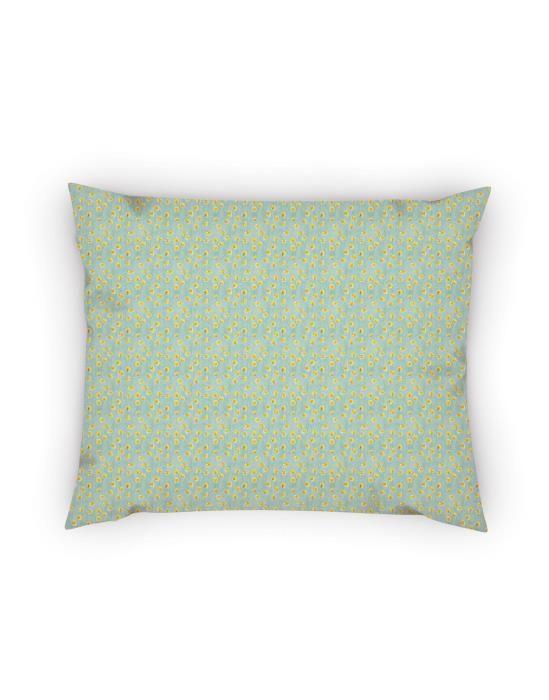 Marc O'Polo Flori Soft green Pillowcase 40 x 40