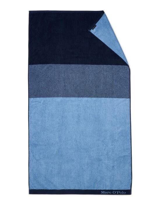 Marc O'Polo Horizon Blue Beach towel 100 x 180