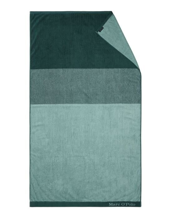Marc O'Polo Horizon Green Beach towel 100 x 180