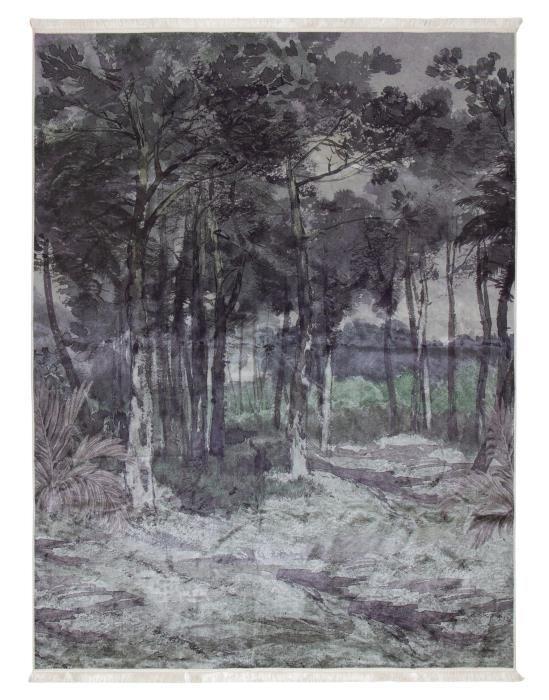 Essenza Igone Green Carpet 60 x 90