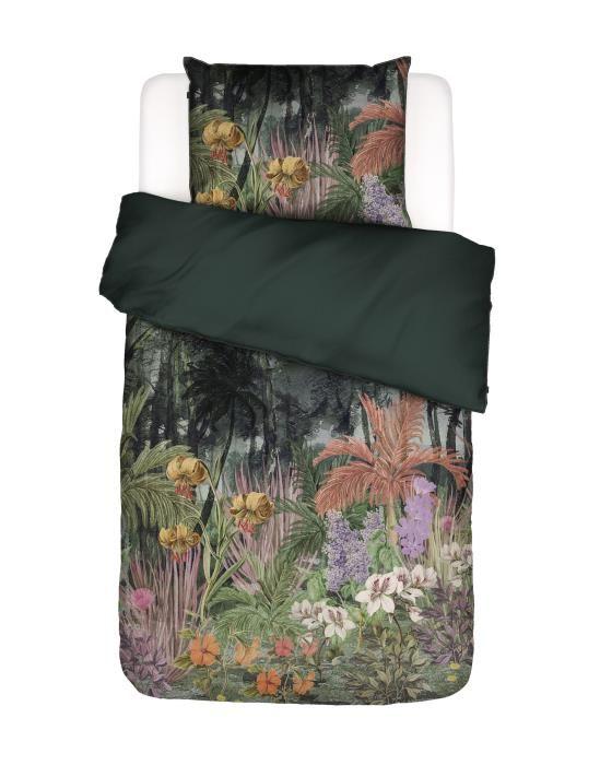 Essenza Igone Green Duvet cover 135 x 200