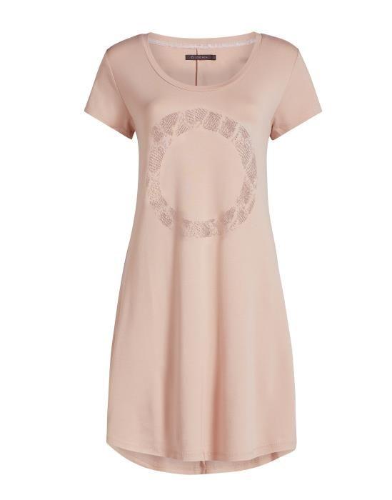 Essenza Isa Circle Rose Nightdress short sleeve XS