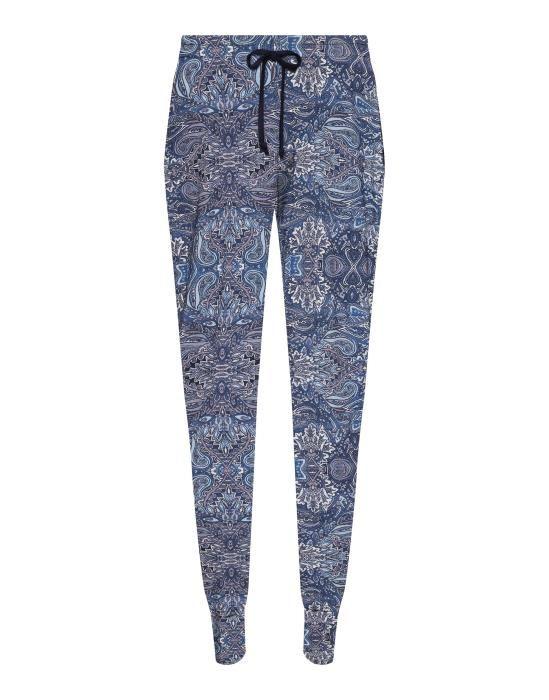 Essenza Jules Boheme Indigo blue Trousers Long XS