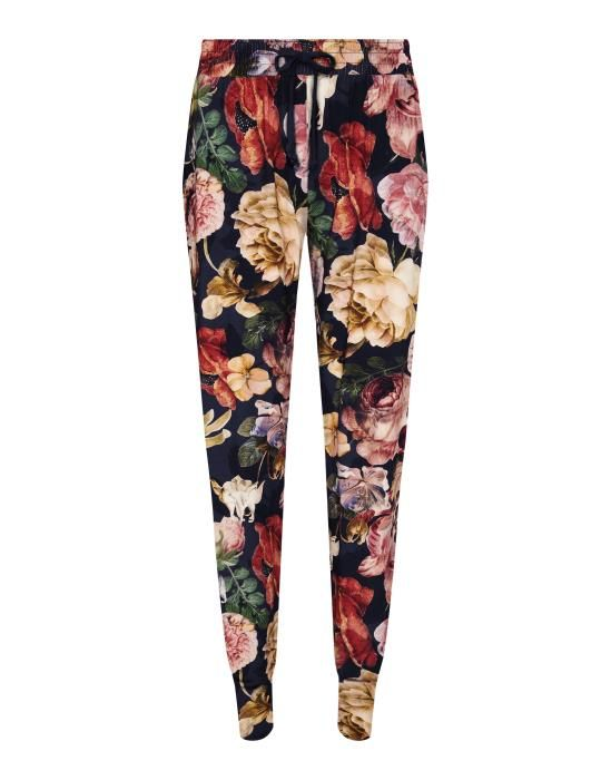 Essenza Jules Claire Indigo blue Trousers Long XS