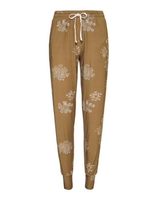 Essenza Jules Lauren Cinnamon Trousers Long XS