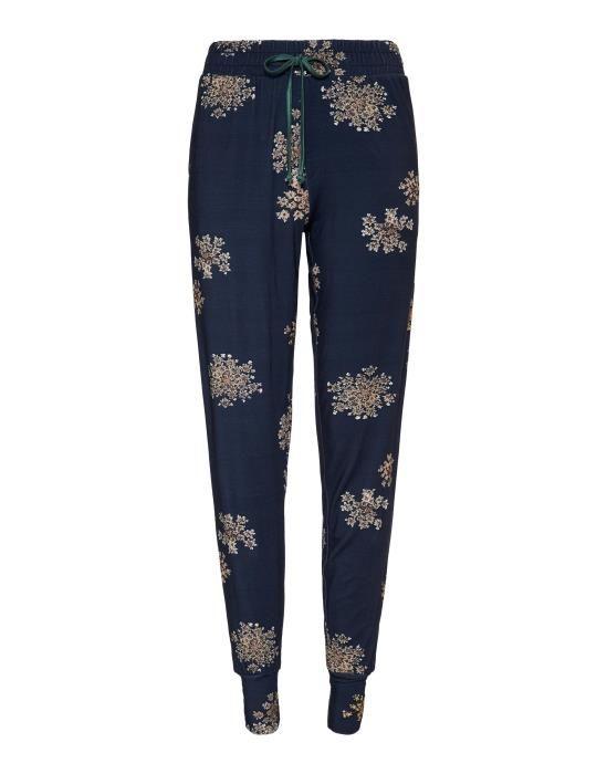 Essenza Jules Lauren Indigo blue Trousers Long XS
