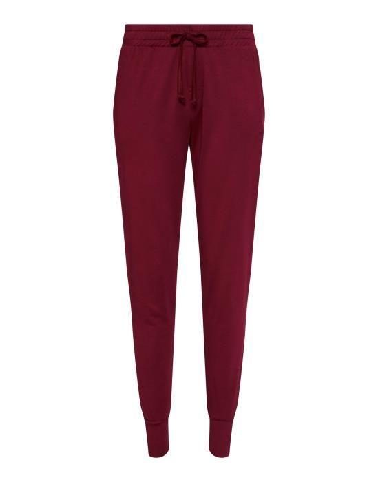 Essenza Jules Uni Cherry Trousers Long XS