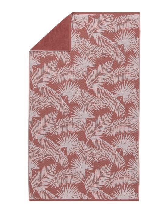 Marc O'Polo Kywa Red Hammam towel 100 x 180