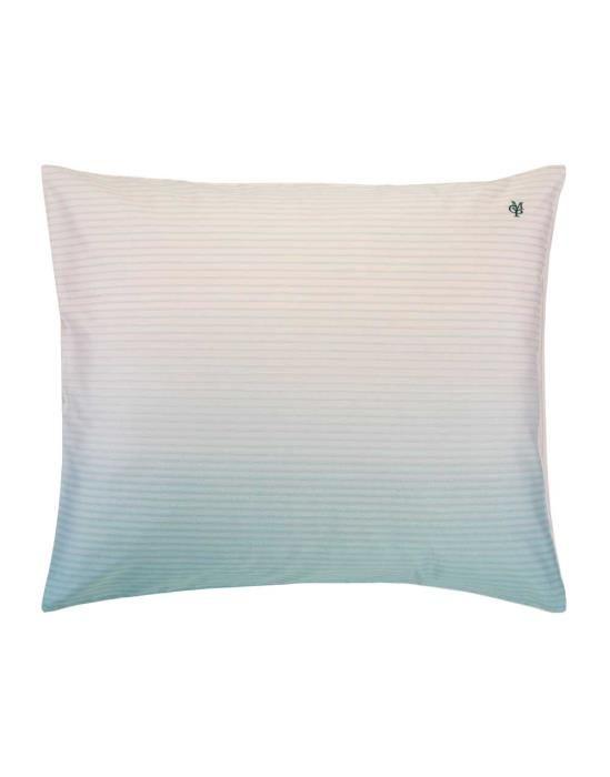 Marc O'Polo Lalani Aqua Pillowcase 80 x 80