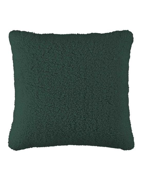 Essenza Lammy Pine green Cushion 50 x 50