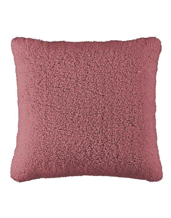 Essenza Lammy Rosette Cushion 50 x 50