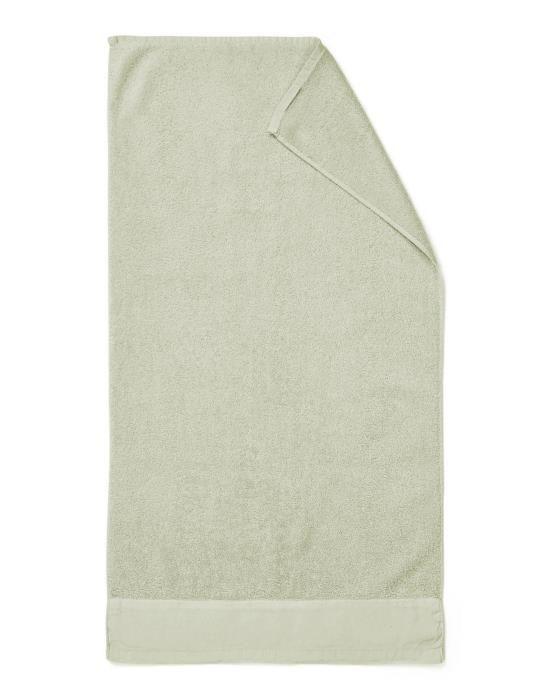 Marc O'Polo Linan Light green Towel 70 x 140