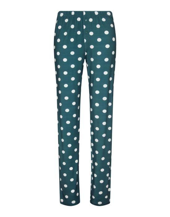 Essenza Lindsey Dot Denim Trousers Long XS