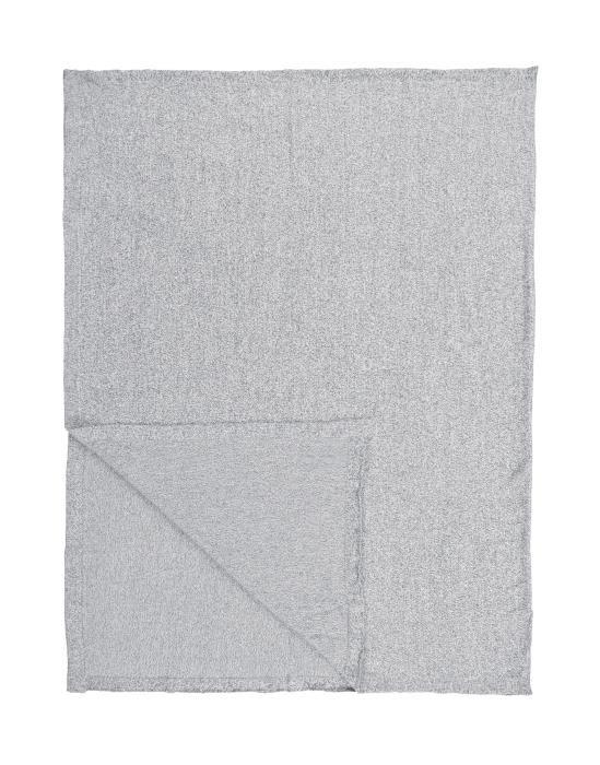 Marc O'Polo Loma Grey Plaid 130 x 170