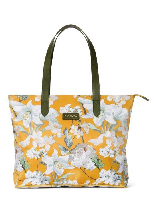 ESSENZA Lynn Rosalee Mustard Shopper bag One Size