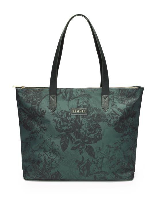 Essenza Lynn Vivienne Green Shopper bag One Size