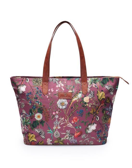 Essenza Lynn Xess Marsala Shopper bag One Size