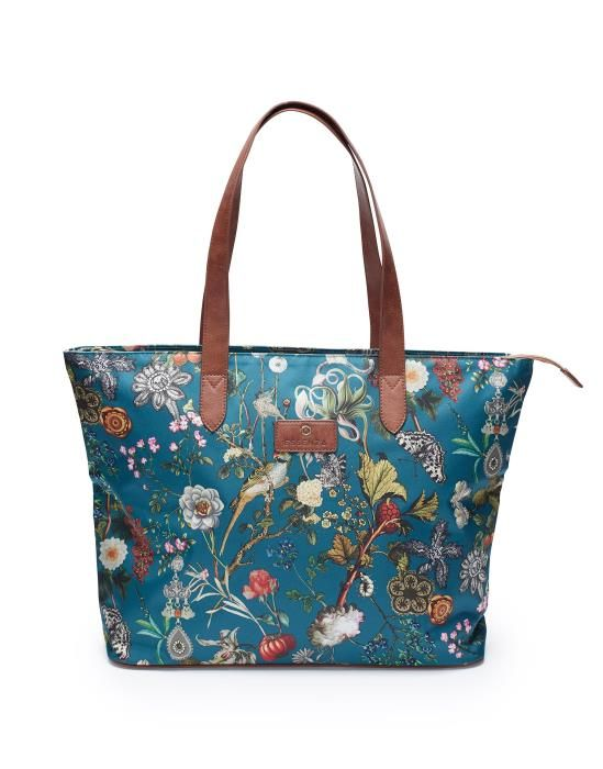 Essenza Lynn Xess Petrol Shopper bag One Size