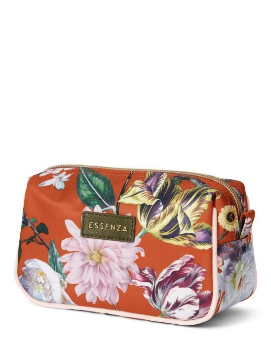 Essenza Megan Filou Caramel Cosmetic Bag Small