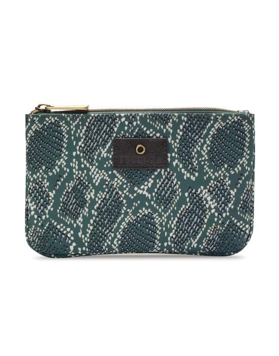 Essenza Miley Solan Green Pouch One Size