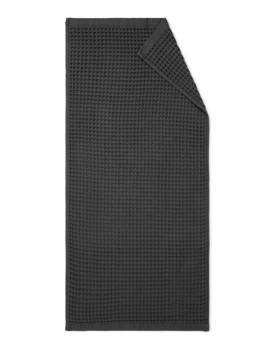Marc O'Polo Mova Anthracite Towel 50 x 100