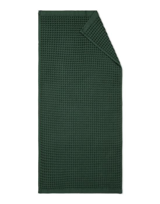 Marc O'Polo Mova Dark Green Towel 70 x 140