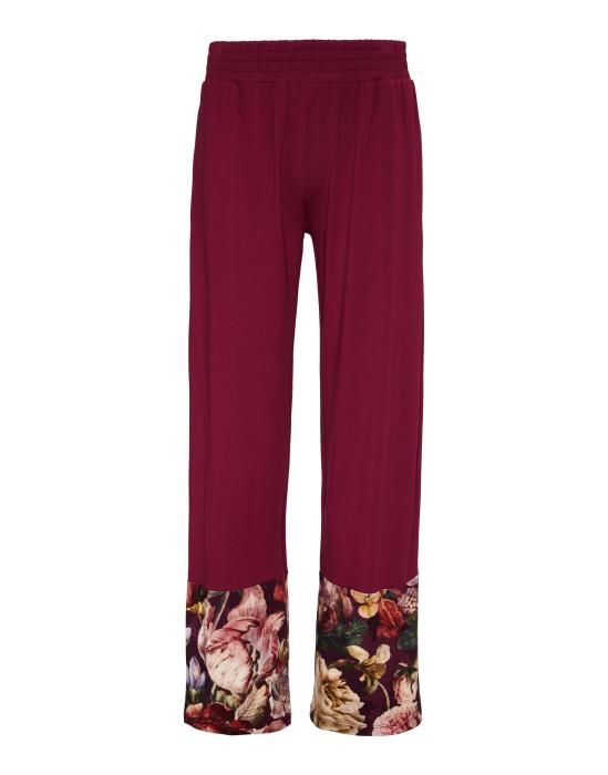 Essenza Naomi Anneclaire Cherry Trousers Long XS