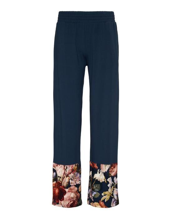 Essenza Naomi Anneclaire Indigo blue Trousers Long XS