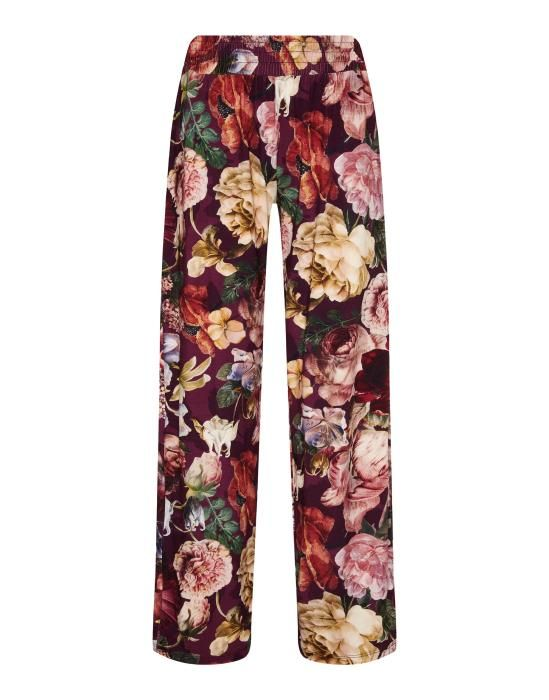 Essenza Naomi Claire Cherry Trousers Long XS