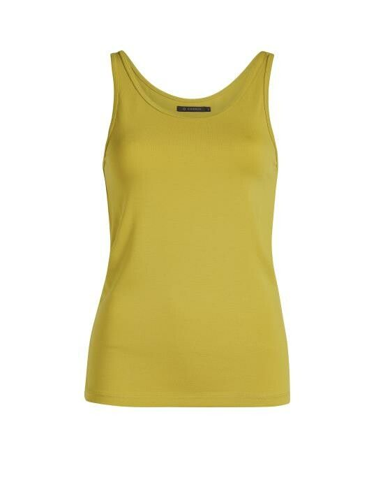 Essenza Noisa Uni Yellow Top Sleeveless XS