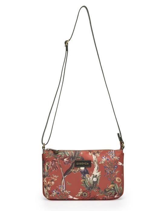 Essenza Paige Airen Chili Shoulder Bag One Size