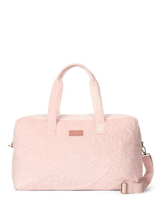 Essenza Pebbles Velvet Blush Weekender bag One Size