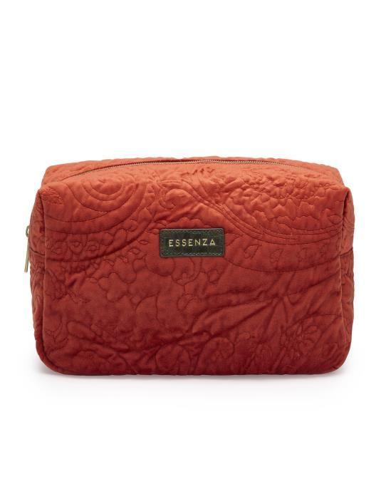 Essenza Pepper Velvet Chili Make-up Bag Large