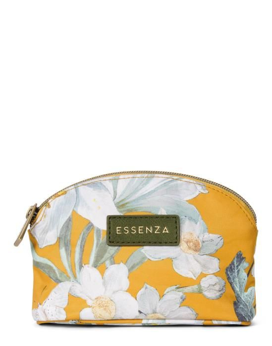 Essenza Phoeby Rosalee Mustard Pouch Extra Small