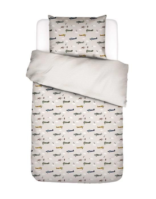 Covers & Co Pretty fly Multi Duvet cover 135 x 200