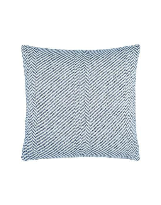 Marc O'Polo Rik Blue Cushion square 45 x 45