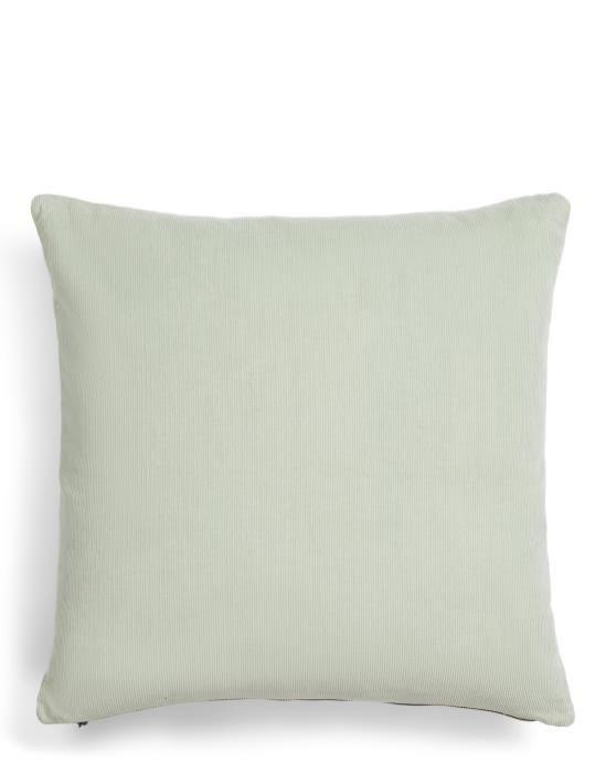 Essenza Riv Frosty mint Cushion square 45 x 45