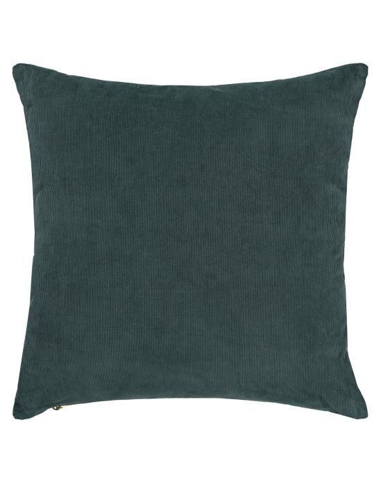 Essenza Riv Green Cushion square 45 x 45