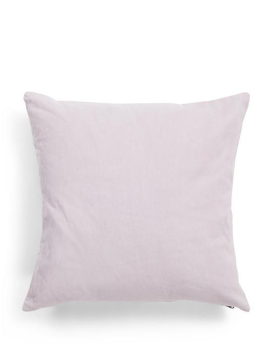 ESSENZA Riv Lavender blue Cushion square 45 x 45
