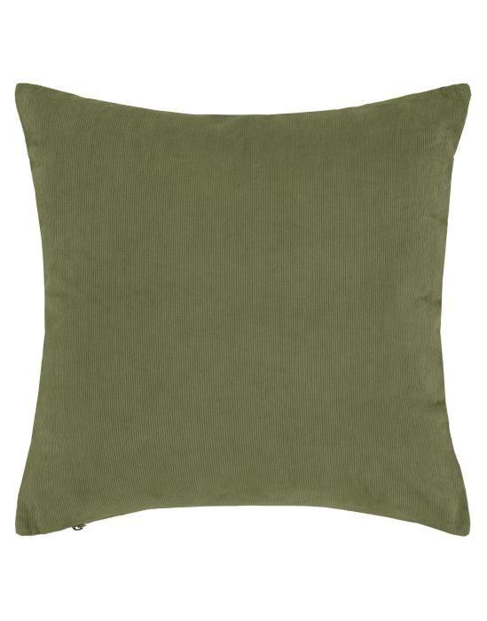 Essenza Riv Moss Cushion square 45 x 45
