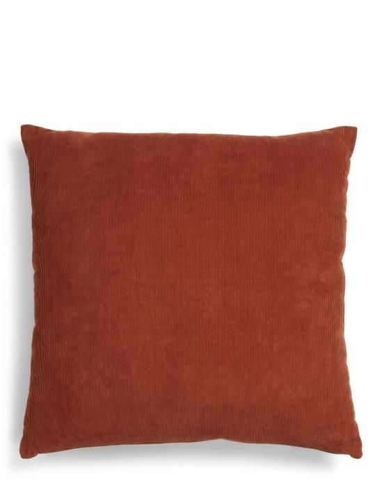 Essenza Riv Shell brown Cushion square 45 x 45