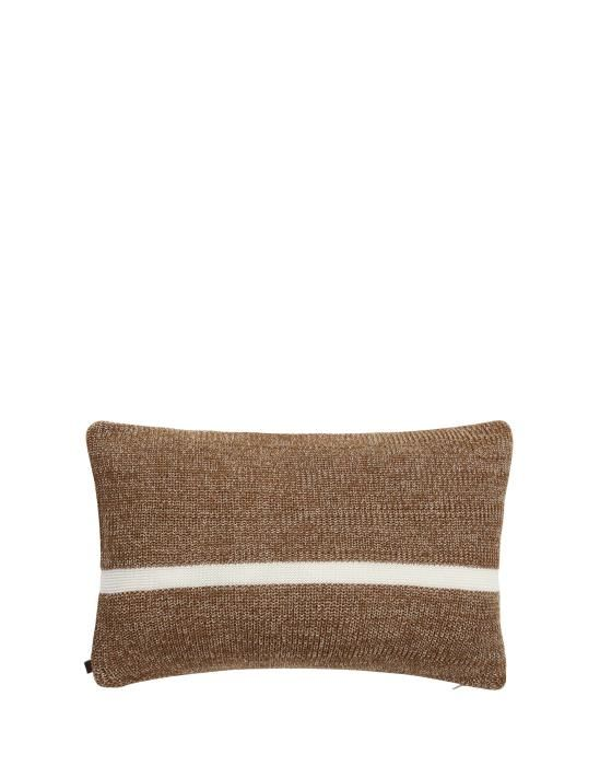 Marc O'Polo Rivar Warm Pecan Cushion 30 x 50