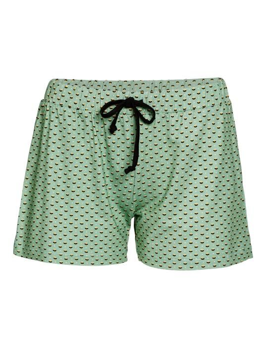 Essenza Roques Mini Green Trousers short XS