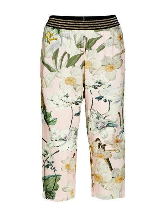Essenza Rosie Rosalee Rose Trousers 3/4 XS